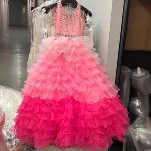 Bali Kids 802 Pageant Dress